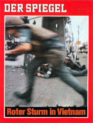 DER SPIEGEL Nr. 7, 12.2.1968 bis 18.2.1968