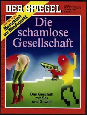 DER SPIEGEL Nr. 2, 11.1.1993 bis 17.1.1993