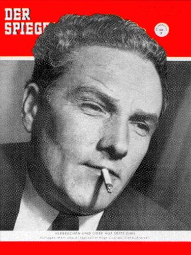 Hugh Cudlipp , Geburtstag 6.1.1954, 7.1.1954, 8.1.1954, 9.1.1954, 10.1.1954, 11.1.1954, 12.1.1954