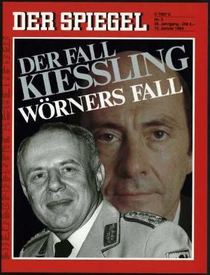 DER SPIEGEL Nr. 3, 16.1.1984 bis 22.1.1984