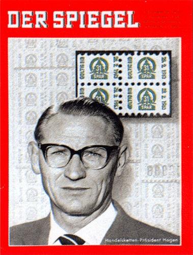 DER SPIEGEL Nr. 47, 16.11.1960 bis 22.11.1960