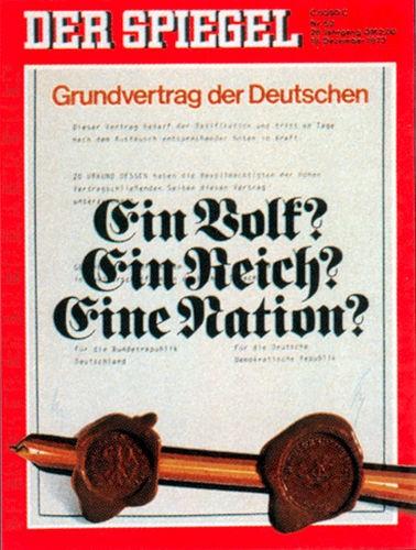 DER SPIEGEL Nr. 52, 18.12.1972 bis 24.12.1972