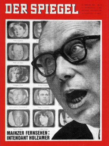 DER SPIEGEL Nr. 8, 20.2.1963 bis 26.2.1963