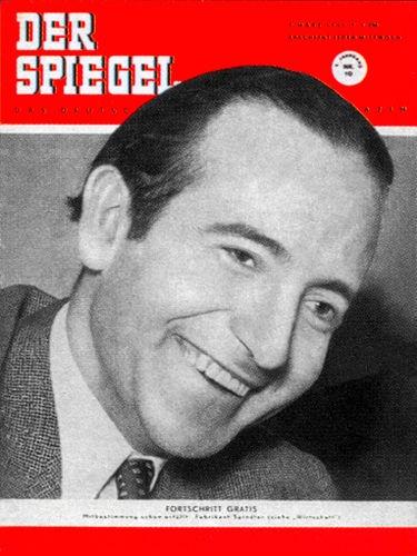 DER SPIEGEL Nr. 10, 7.3.1951 bis 13.3.1951