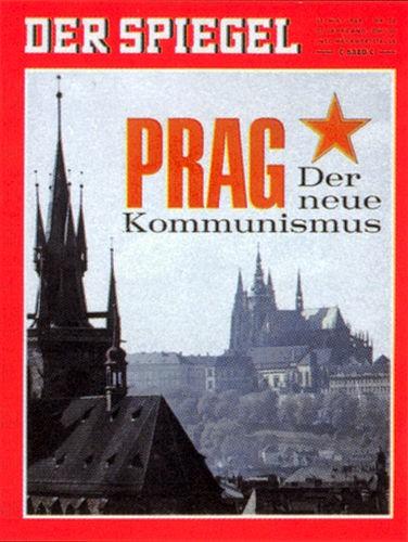DER SPIEGEL Nr. 20, 13.5.1968 bis 19.5.1968