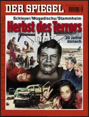 DER SPIEGEL Nr. 38, 15.9.1997 bis 21.9.1997