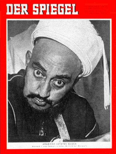 DER SPIEGEL Nr. 18, 30.4.1958 bis 6.5.1958