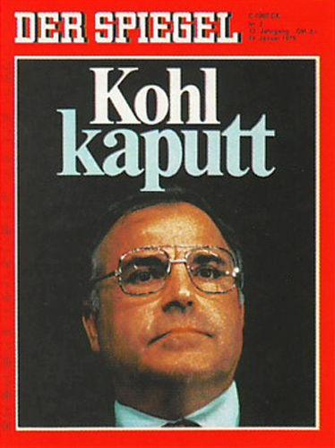 DER SPIEGEL Nr. 3, 15.1.1979 bis 21.1.1979
