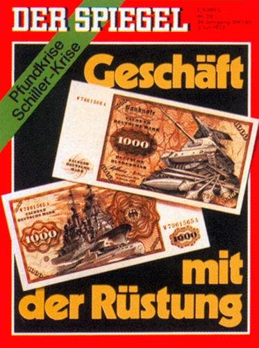 DER SPIEGEL Nr. 28, 3.7.1972 bis 9.7.1972