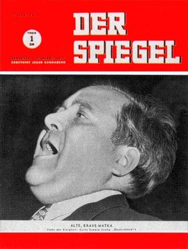 DER SPIEGEL Nr. 11, 12.3.1949 bis 18.3.1949