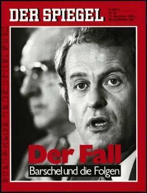 DER SPIEGEL Nr. 40, 28.9.1987 bis 4.10.1987