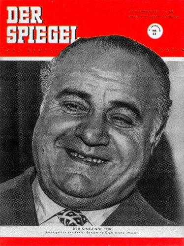 DER SPIEGEL Nr. 52, 26.12.1951 bis 1.1.1952