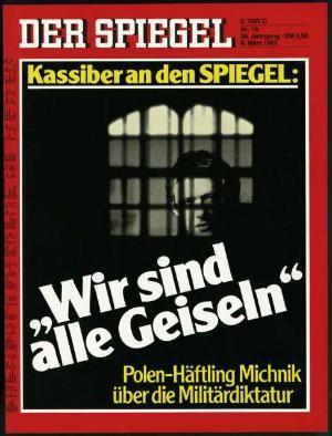 DER SPIEGEL Nr. 10, 8.3.1982 bis 14.3.1982