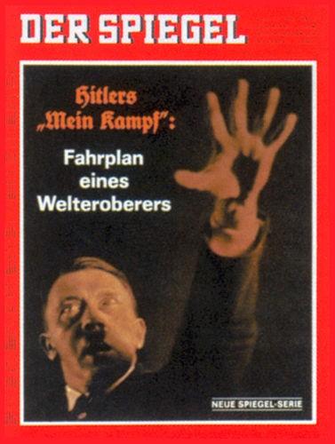DER SPIEGEL Nr. 32, 1.8.1966 bis 7.8.1966