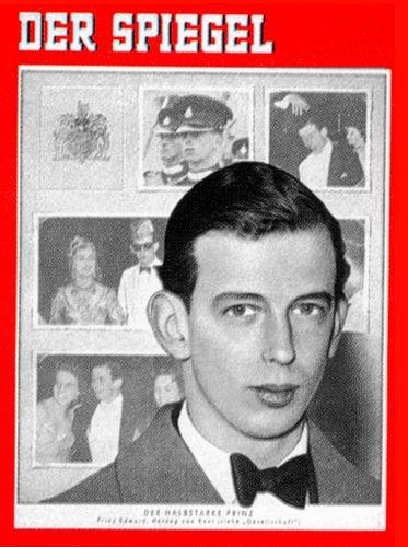 DER SPIEGEL Nr. 31, 1.8.1956 bis 7.8.1956