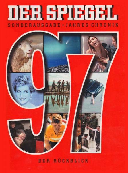 SPIEGEL Jahreschronik 1997