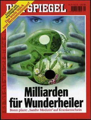 DER SPIEGEL Nr. 21, 19.5.1997 bis 25.5.1997