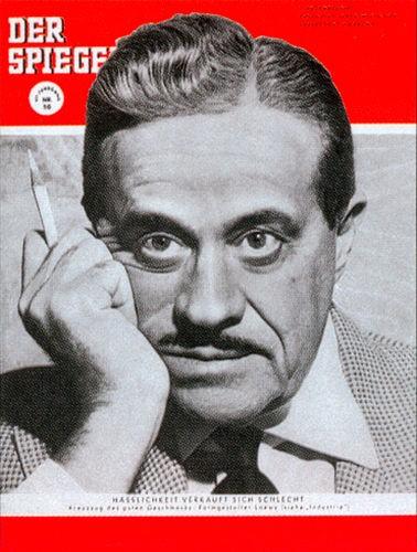 DER SPIEGEL Nr. 50, 9.12.1953 bis 15.12.1953