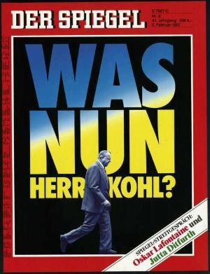 DER SPIEGEL Nr. 6, 2.2.1987 bis 8.2.1987