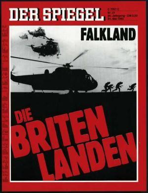 Falkland Krieg