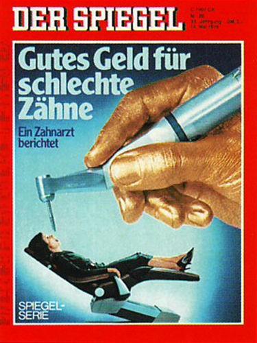 DER SPIEGEL Nr. 20, 14.5.1979 bis 20.5.1979