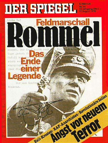 DER SPIEGEL Nr. 34, 21.8.1978 bis 27.8.1978