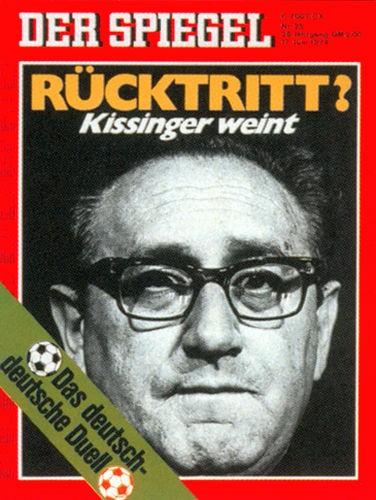 DER SPIEGEL Nr. 25, 17.6.1974 bis 23.6.1974