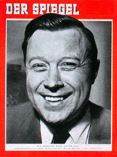 DER SPIEGEL Nr. 31, 27.7.1955 bis 2.8.1955