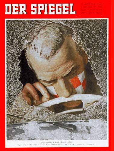 DER SPIEGEL Nr. 49, 4.12.1957 bis 10.12.1957