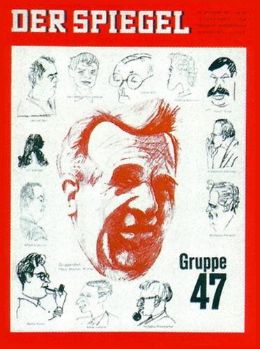 DER SPIEGEL Nr. 43, 24.10.1962 bis 30.10.1962