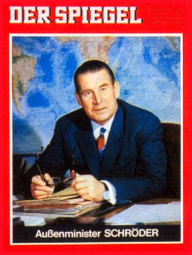 DER SPIEGEL Nr. 4, 20.1.1965 bis 26.1.1965