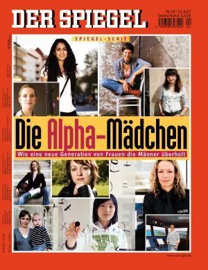 DER SPIEGEL Nr. 24, 11.6.2007 bis 17.6.2007