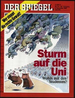 DER SPIEGEL Nr. 45, 2.11.1992 bis 8.11.1992