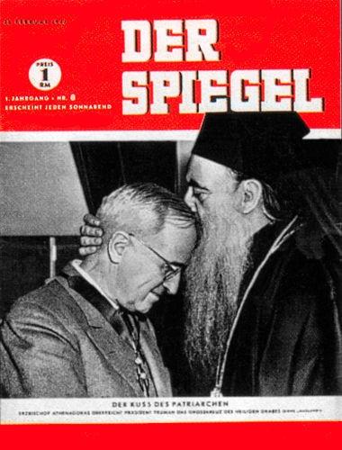 DER SPIEGEL Nr. 8, 22.2.1947 bis 28.2.1947