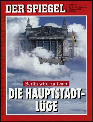 DER SPIEGEL Nr. 5, 1.2.1993 bis 7.2.1993