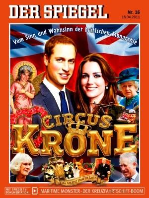 DER SPIEGEL Nr. 16, 18.4.2011 bis 24.4.2011