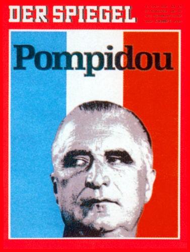 DER SPIEGEL Nr. 25, 16.6.1969 bis 22.6.1969