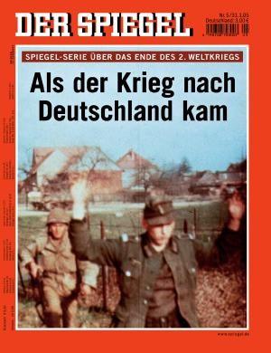 DER SPIEGEL Nr. 5, 31.1.2005 bis 6.2.2005