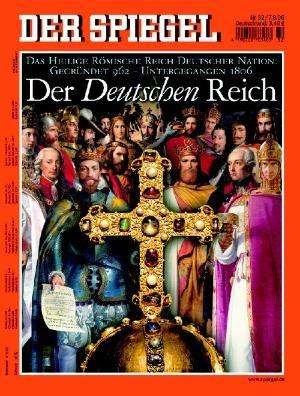 DER SPIEGEL Nr. 32, 7.8.2006 bis 13.8.2006