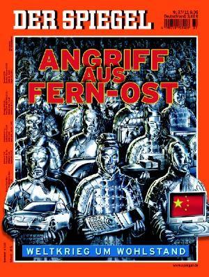 DER SPIEGEL Nr. 37, 11.9.2006 bis 17.9.2006