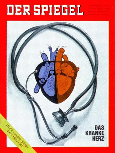 DER SPIEGEL Nr. 39, 26.9.1962 bis 2.10.1962
