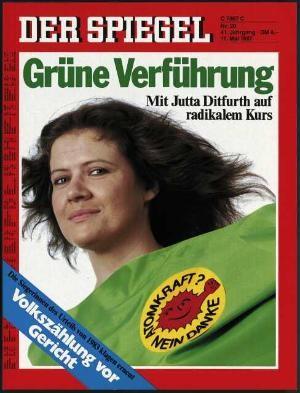 DER SPIEGEL Nr. 20, 11.5.1987 bis 17.5.1987