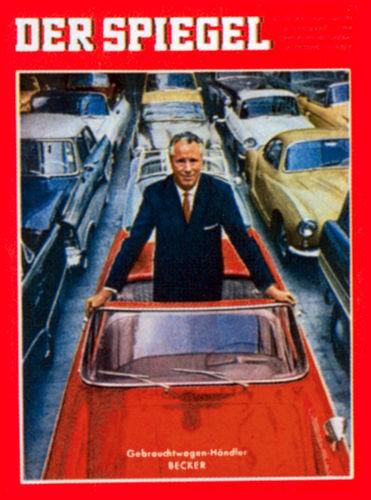 Auto Becker Düsseldorf, Geburtstag 24.5.1961, 25.5.1961, 26.5.1961, 27.5.1961, 28.5.1961, 29.5.1961, 30.5.1961