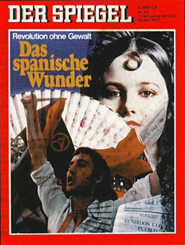 DER SPIEGEL Nr. 25, 13.6.1977 bis 19.6.1977
