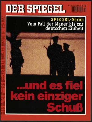 DER SPIEGEL Nr. 40, 2.10.1995 bis 8.10.1995