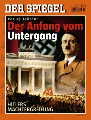 DER SPIEGEL Nr. 3, 14.1.2008 bis 20.1.2008