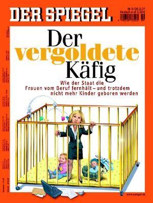 DER SPIEGEL Nr. 9, 26.2.2007 bis 4.3.2007