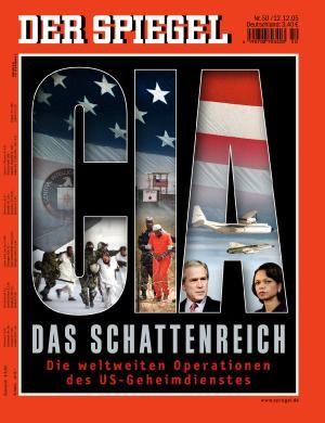 DER SPIEGEL Nr. 50, 12.12.2005 bis 18.12.2005