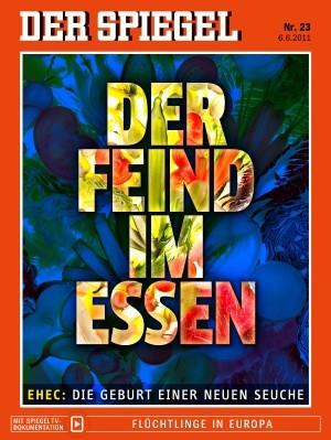 DER SPIEGEL Nr. 23, 6.6.2011 bis 12.6.2011