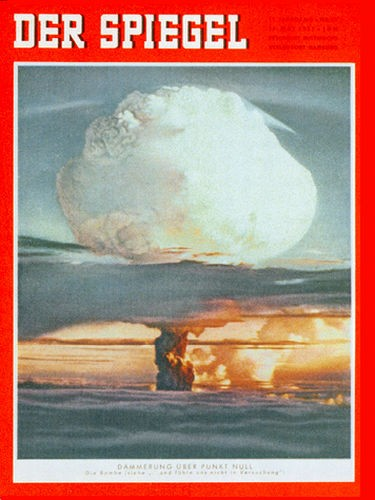 DER SPIEGEL Nr. 20, 15.5.1957 bis 21.5.1957